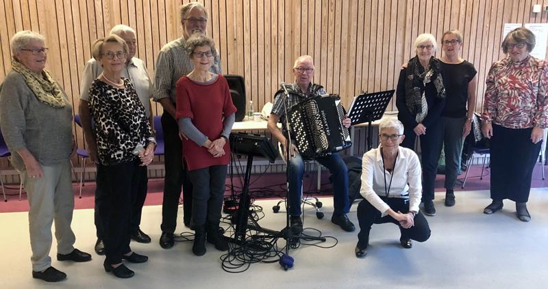 Danseminder Ældre Sagen Bornholm