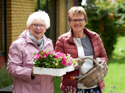 Bliv frivillig i Ældre Sagen