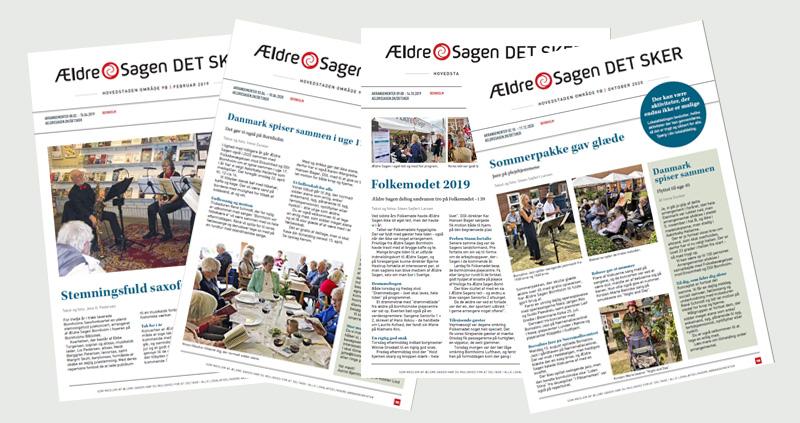 Medlemsbladet DET SKER - Ældre Sagen Bornholm