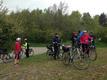 30. maj 2018. Cykelgruppe Nexø på tur.