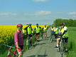 22. maj 2019. Cykelgruppe Nexø på tur.
