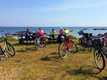 5. juni 2019. Cykelgruppe Nexø på tur.
