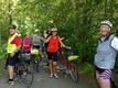 19. juni 2019. Cykelgruppe Nexø på tur.