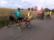 31. juli 2019. Cykelgruppe Nexø på tur.