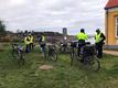 23. oktober 2019. Cykelgruppe Nexø på tur.