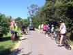 17. juni 2020. Cykelgruppe Nexø på tur.