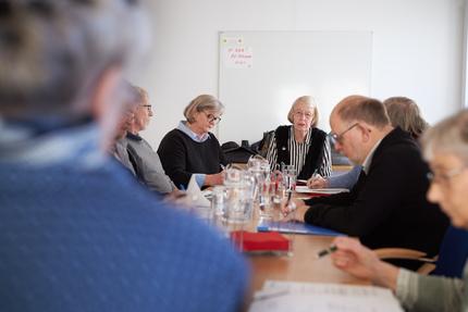 Bestyrelsesmøde, Ældre Sagen Stenløse, 2. december 2019