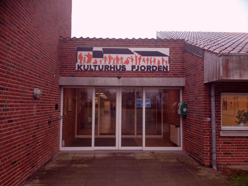 Kulturhus Fjorden
