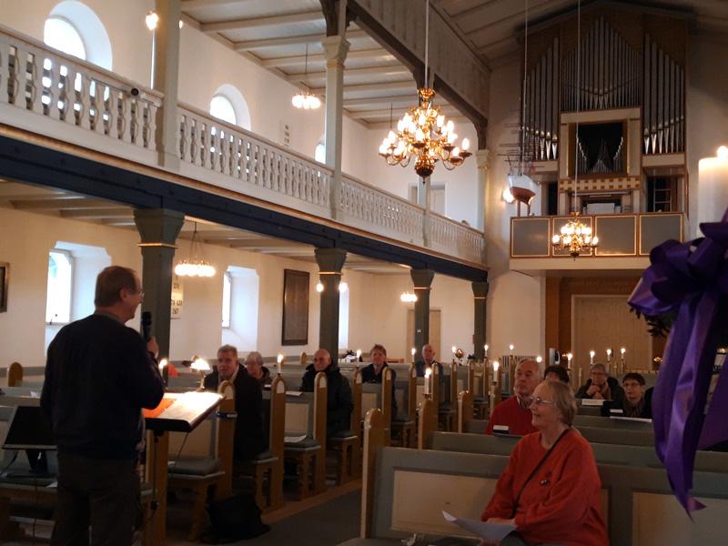 Højskolesang i Sct. Klemens Kirke