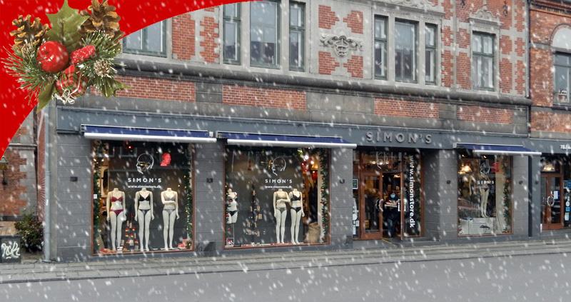 Juletilbud hos Simon's i Rønne
