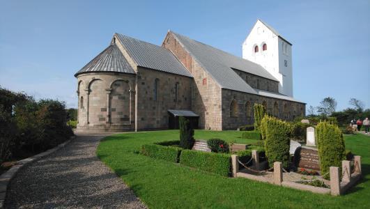 2018: Stenbjerg kirke