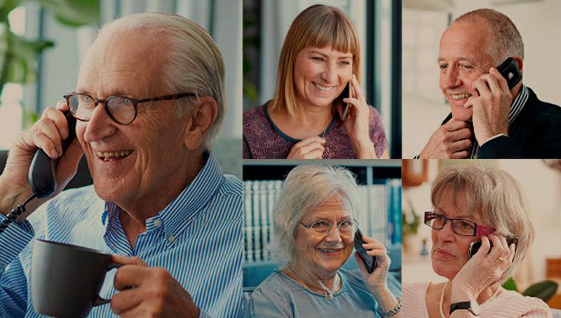 Få en telefonven - Ældre Sagen Bornholm