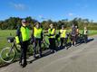 13. oktober 2021. Cykelgruppe Nexø på tur.